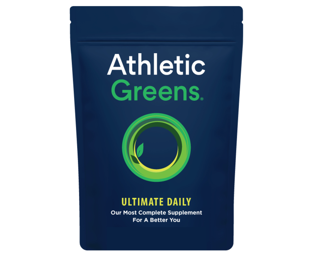 Athletic Greens - behälter