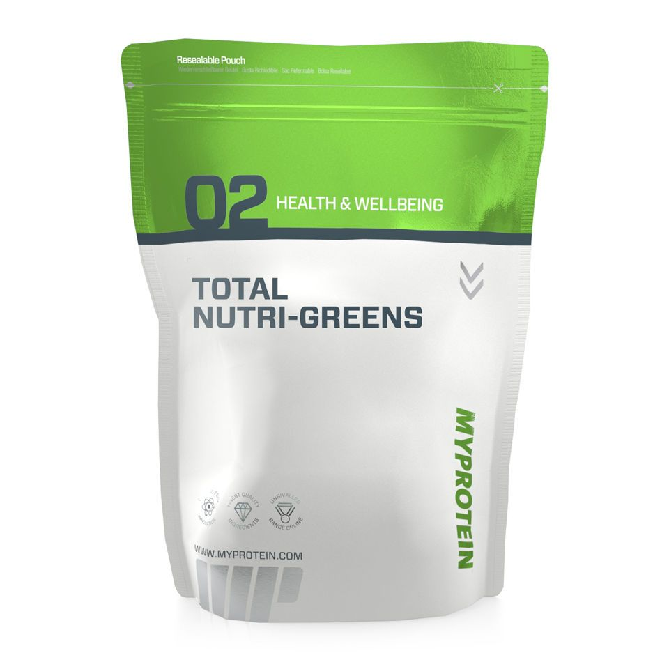 Total Nutri-Greens Tüte