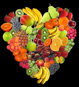 Obst Herz - Gesundheitsshakes im Vergleich